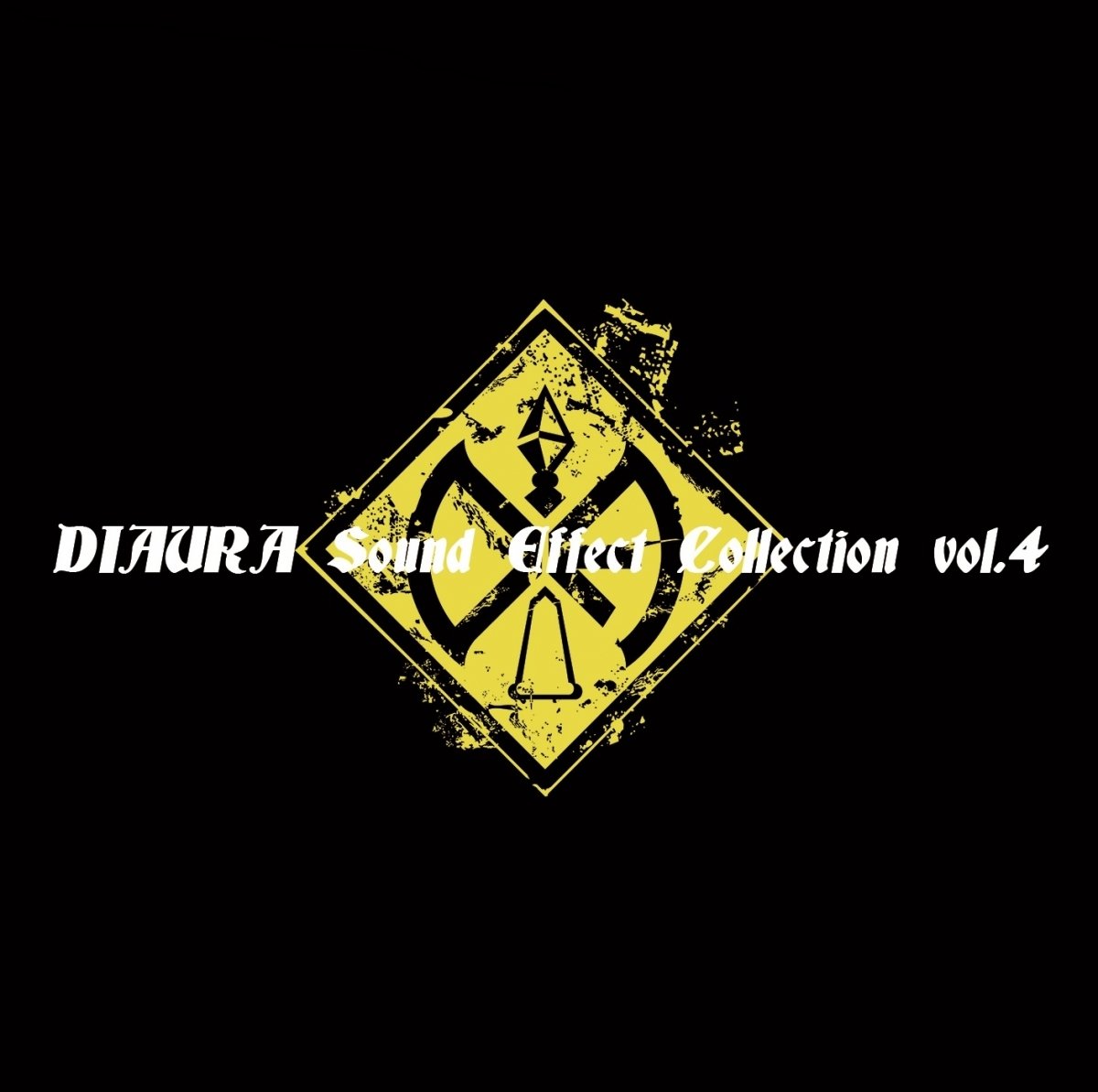 佳衣完全プロデュースのDIAURA SE集『DIAURA Sound Effect Collection vol.4』