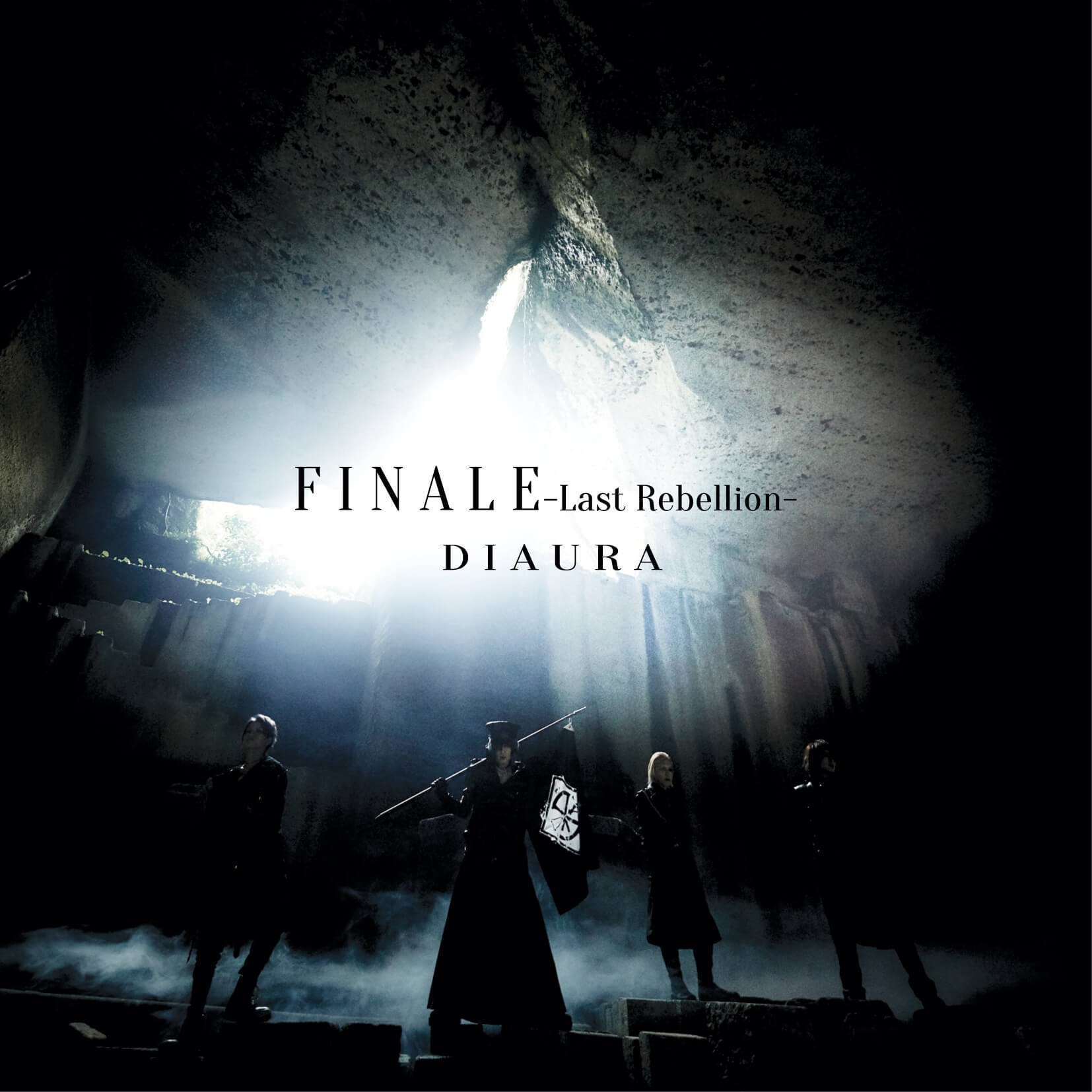 16th Single『FINALE-Last Rebellion-』